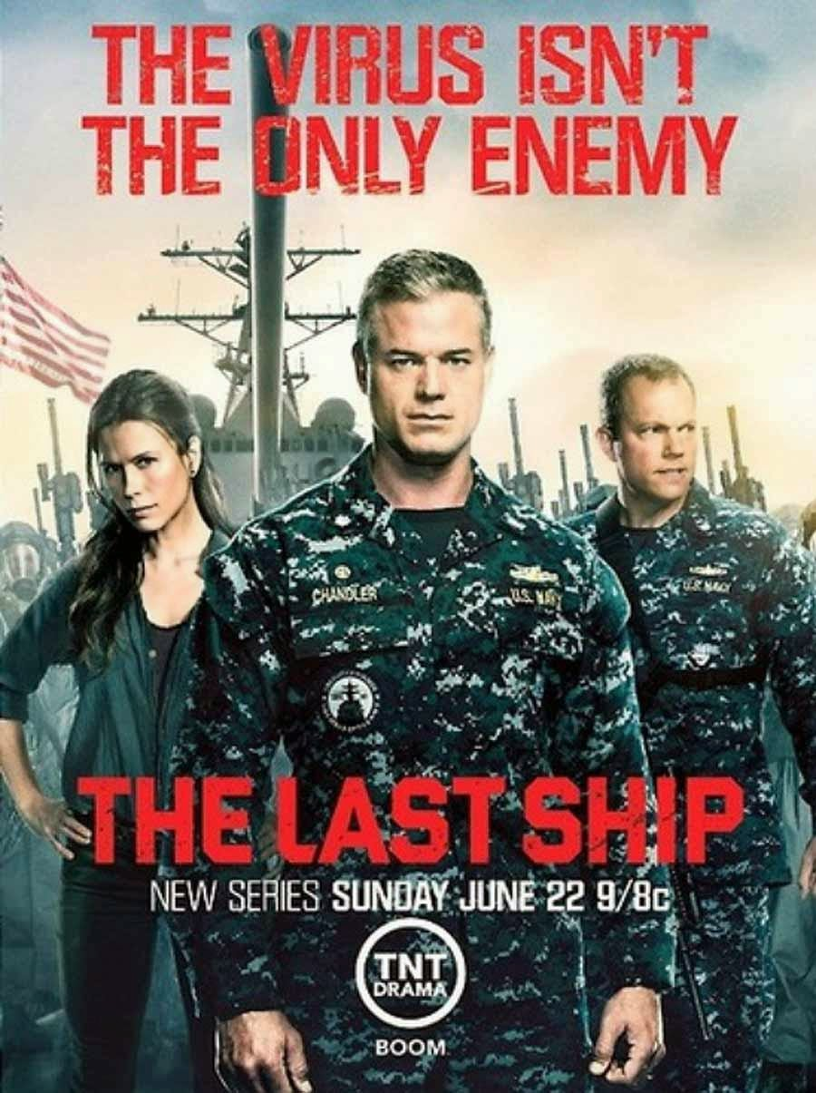 The Last Ship - Estreno TNT (Martes 16 de Septiembre a las 22:30)