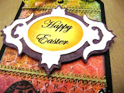 Happy Easter Tag and Tutorial happy easter tag