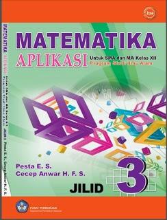 Download Buku BSE Matematika Kelas XII SMA Gratis
