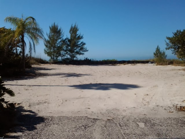 Beach lot for sale on Manasota Key