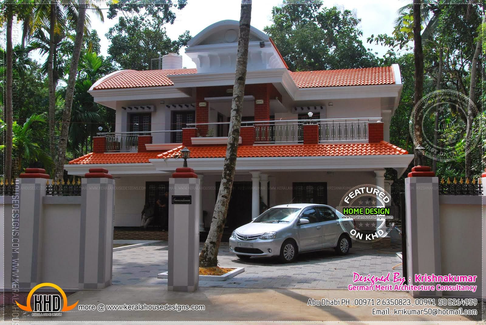 finished luxury house in kerala 3850 home kerala plans