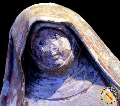 TOUL (54) - Musée d'Art et d'Histoire : Pietà de Lagney