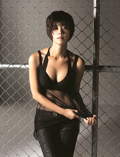 Lee Yoon Ji-Korea Model