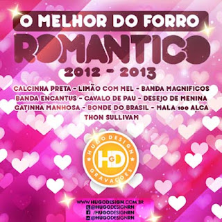 O+MELHOR+DO+FORR%C3%93+ROM%C3%82NTICO O Melhor do Forró Romantico
