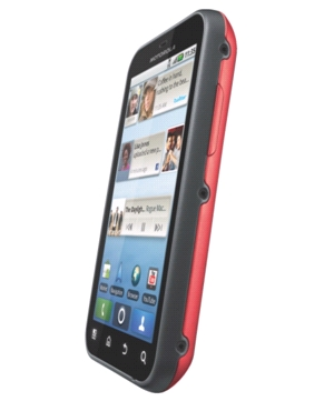 Motorola Defy Rojo Tienda Claro Perú