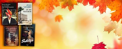 Grandes lanzamientos de octubre con 5% y envío gratis