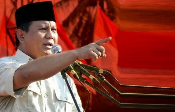 Prabowo Subianto (Kompasiana)