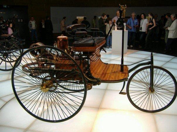 First car ever built
