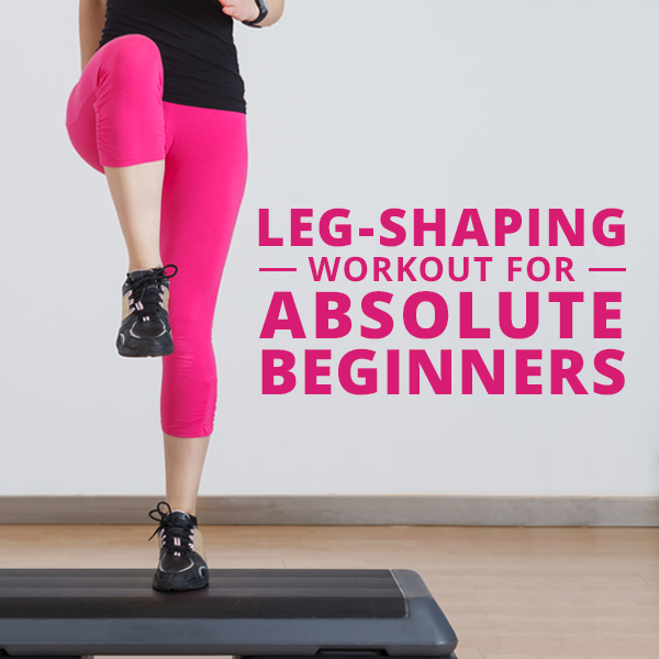 Shape Those Legs Workout for Absolute Beginners