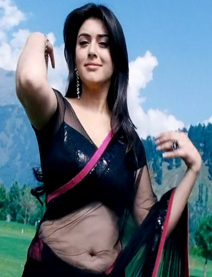 BOLLYWOOD VIDEOS: hansika hot navel new