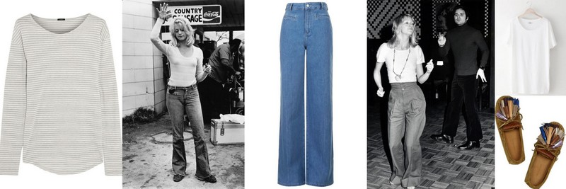 Fashion trends: Get her '70 wardrobe: Goldie Hawn