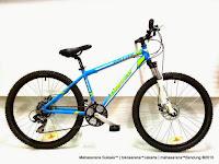 Sepeda Gunung United Dallas XC77 Rangka Aloi Lockable Fork Disc Brake 26 Inci