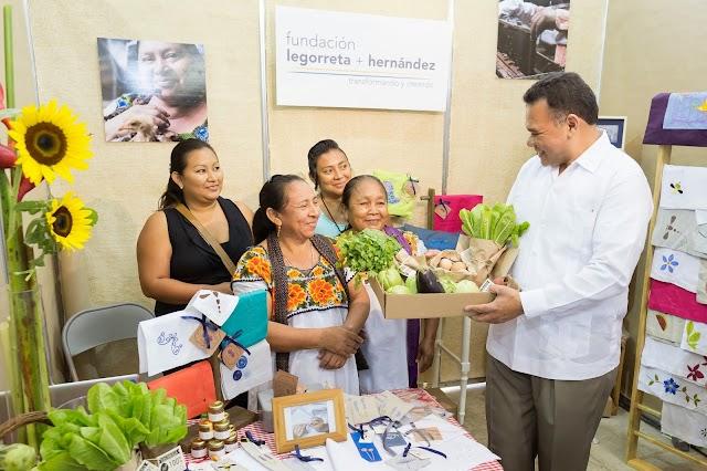Inauguran Expocampo Yucatán 2015