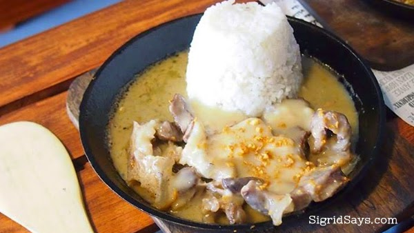 Sandok Comfort Foods - Bacolod restaurants