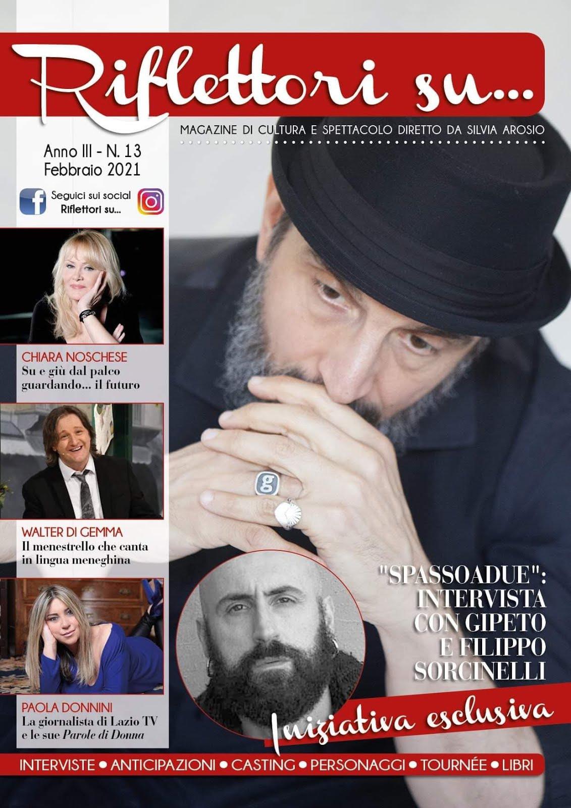 Riflettori su Magazine - FEBBRAIO 2021