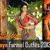 Fahad Hussayn Formal Outfits 2013 For Women | Formal Dresses Limited Edition 2013