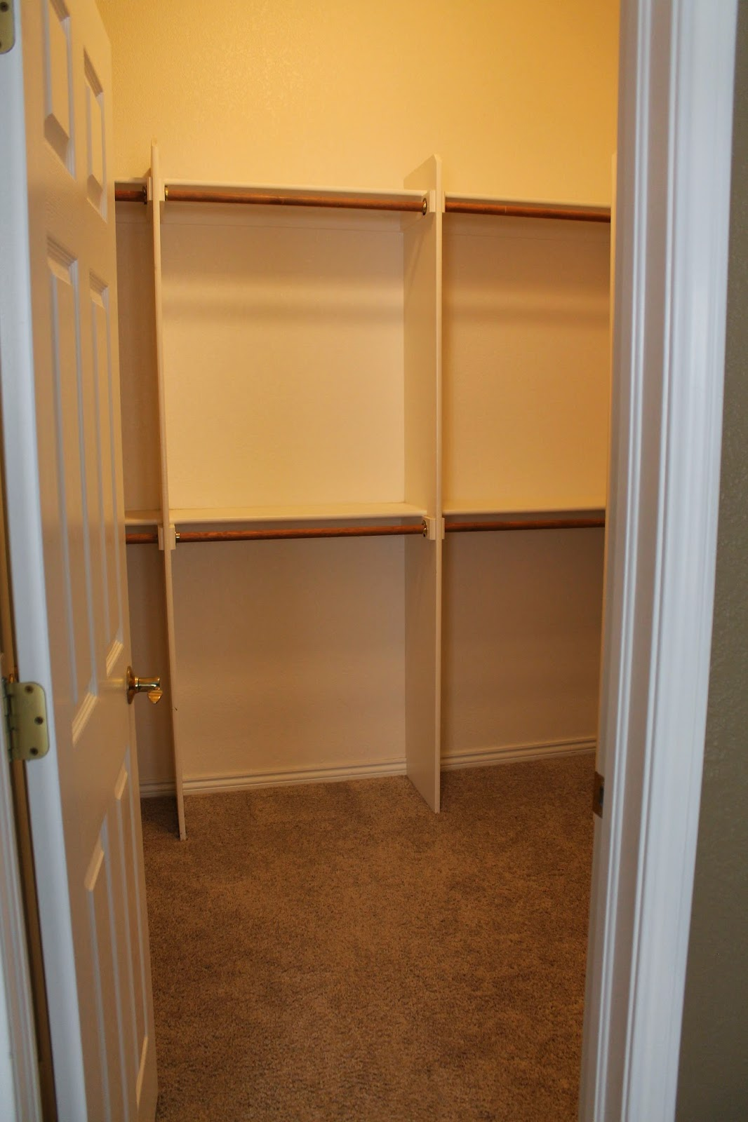 Southern Seazons Master Closet Redo Part 1