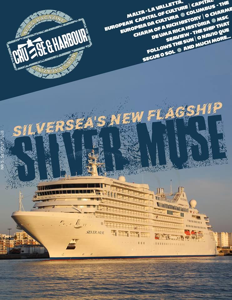 5º Edição Cruise & Harbour News