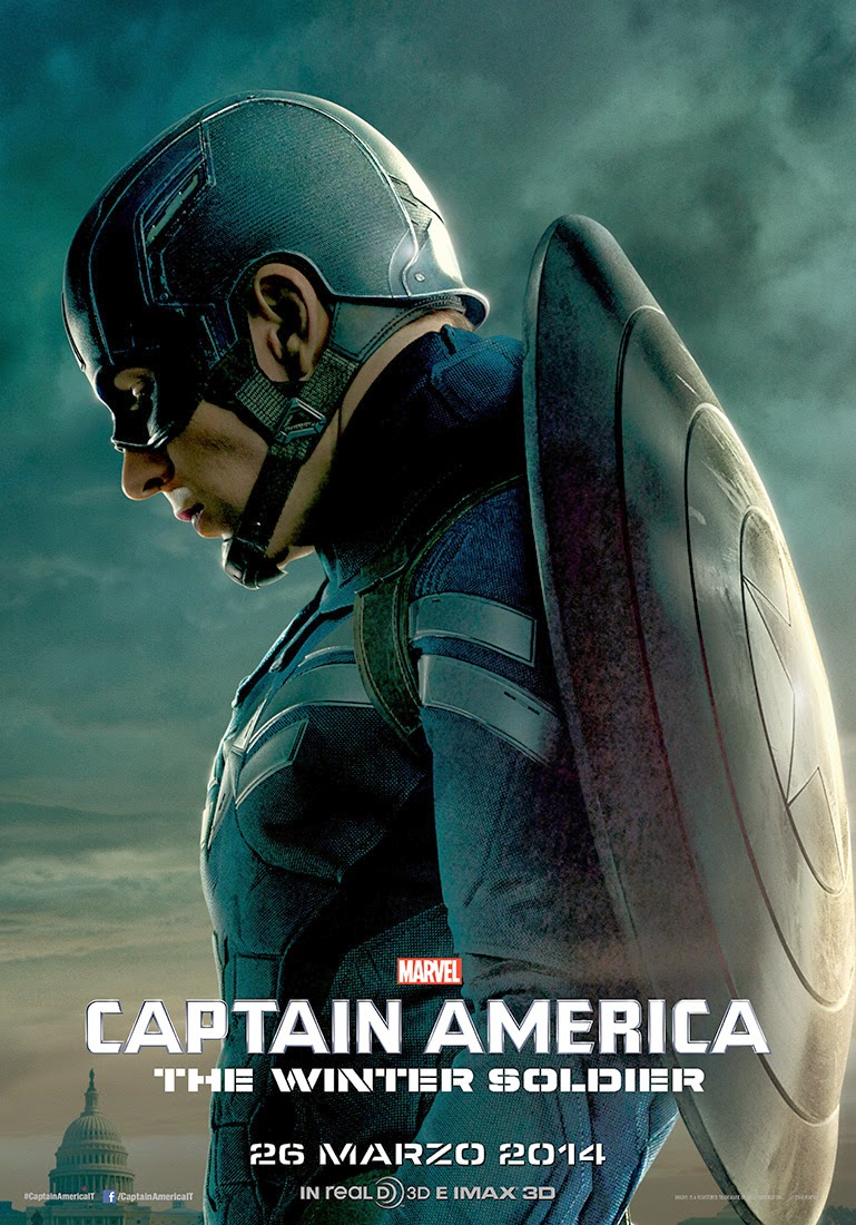 Capitan America The Winter Soldier recensione