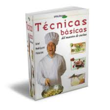 Manual de tecnicas culinarias mis libros de cocina for Manual tecnicas culinarias