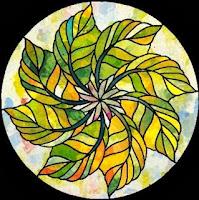 "Detalle Mandala desde ""Cuerpo sano Alma calma"""