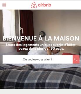 Logo airbnb un phallus dénommé le belo