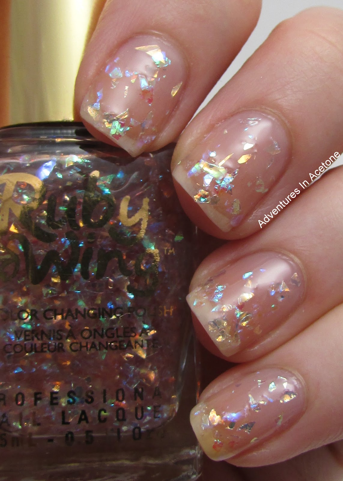 Swatch Sunday: Ruby Wing Sweet Cream and Chocolate Mousse ...