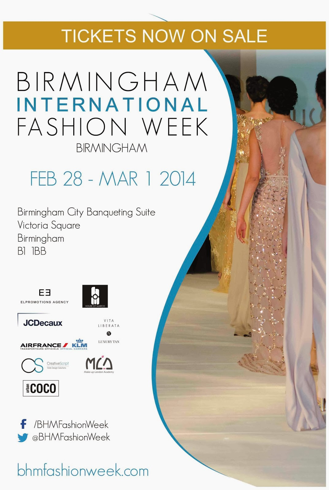 London Fashion Week Festival Ticket 10