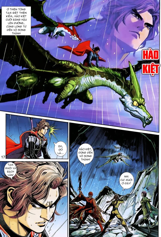 Thần binh huyền kỳ 3 - 3.5 tập 146 - 15