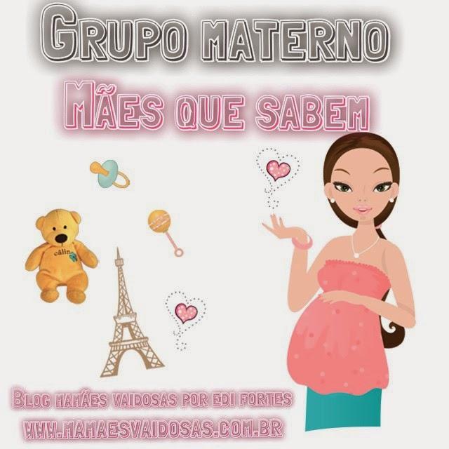"""Grupo Materno """"Mães que sabem"""""""
