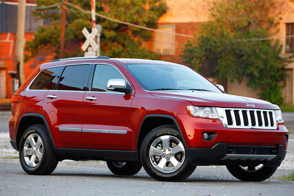 The Driving Force Of The New Jeep Grand Cherokee SRT8 Is 6.4 Liter V Type  Eight Cylinder Engine Hemi. Although Significantly Better Its Dynamic ...