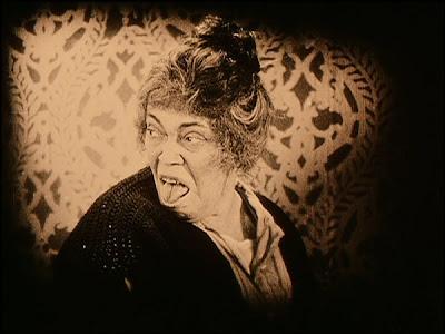 Still from F.W. Murnau's Tartuffe 1925