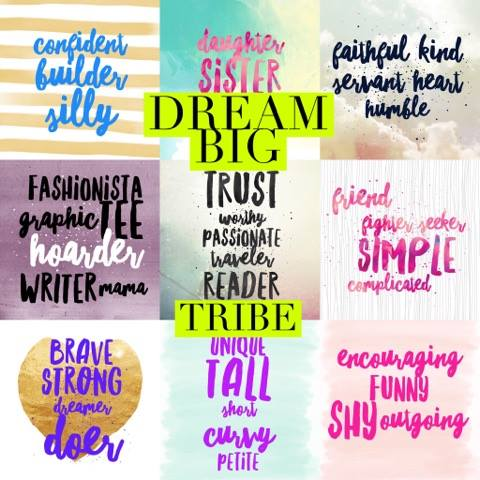 Dream Big Tribe (Click the image to Join)