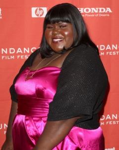 noire Femme grosse