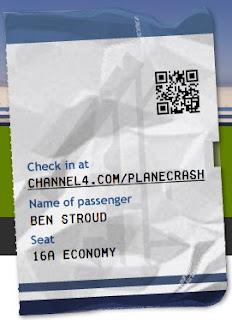 The Plane Crash - ticket
