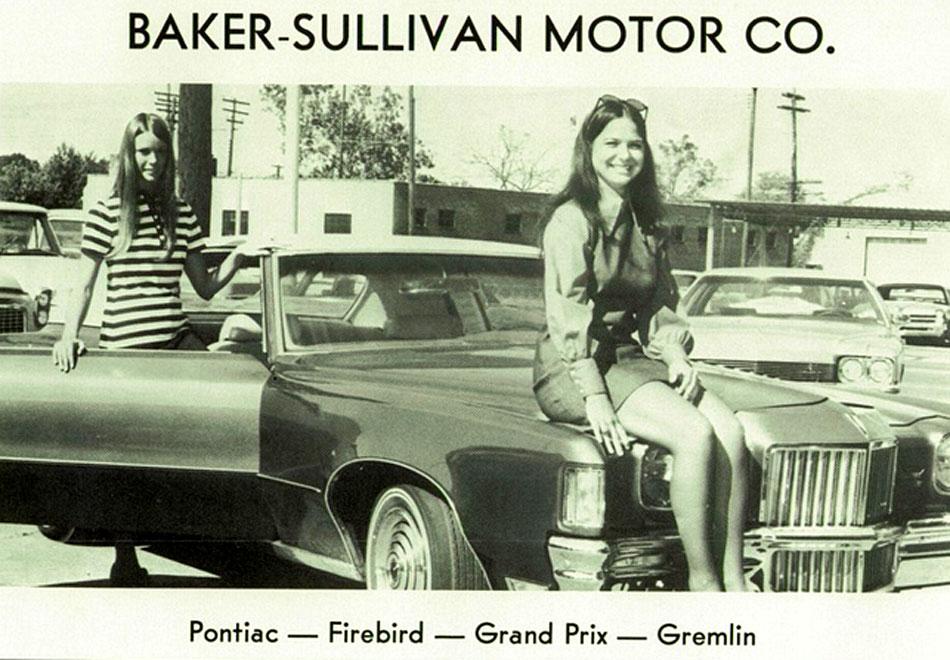 Annualmobiles Baker Sullivan Motor Co
