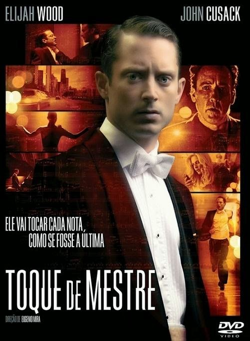 Toque de Mestre   BDRip AVI Dual Áudio + RMVB Dublado