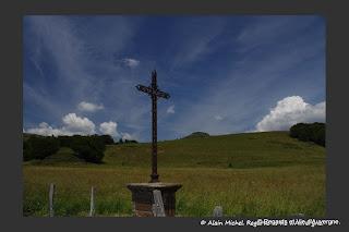 Croix du pèlerinage de Vassivière, Auvergne