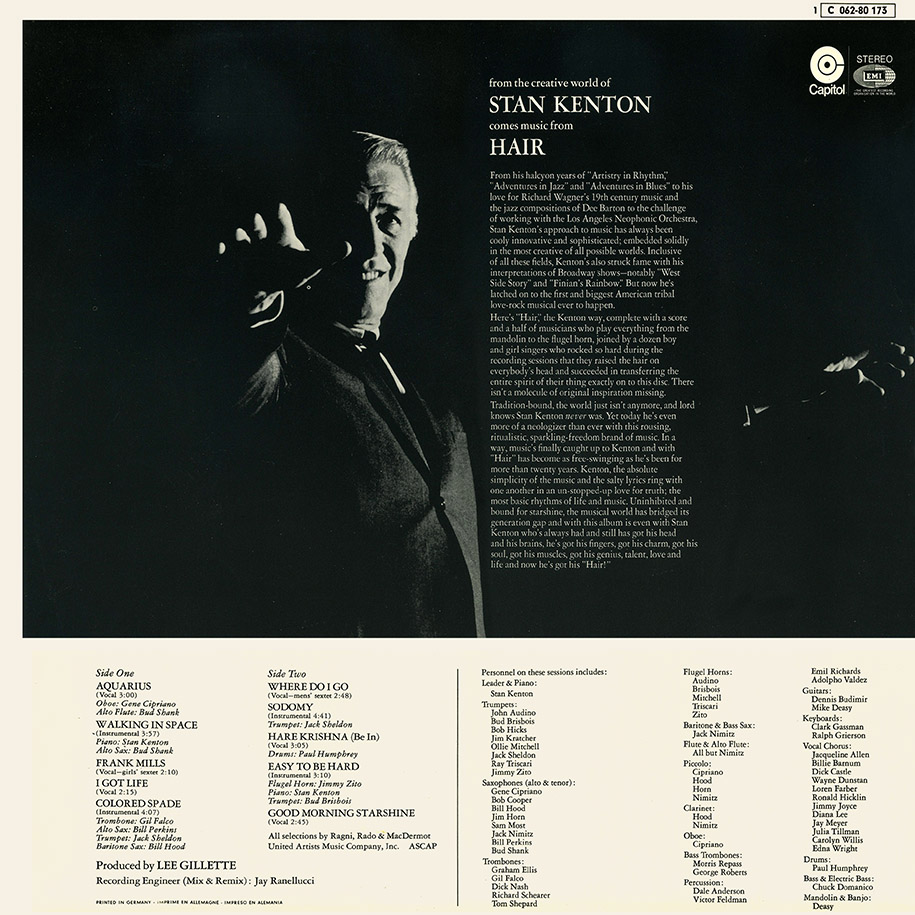 Stan Kenton - Back To Balboa + Rendezvous With Kenton