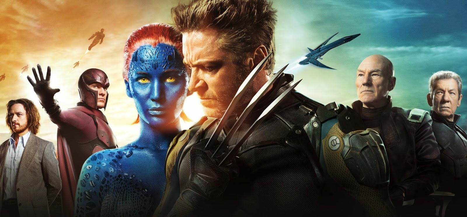 X-Men: Dias de um Futuro Esquecido | Fera, Mistica, Blink e Magneto mostram seus poderes em promocionais inéditos