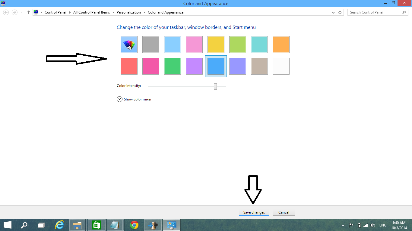how to change where downloads go windows 10