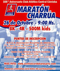 Maratón Club Central Córdoba