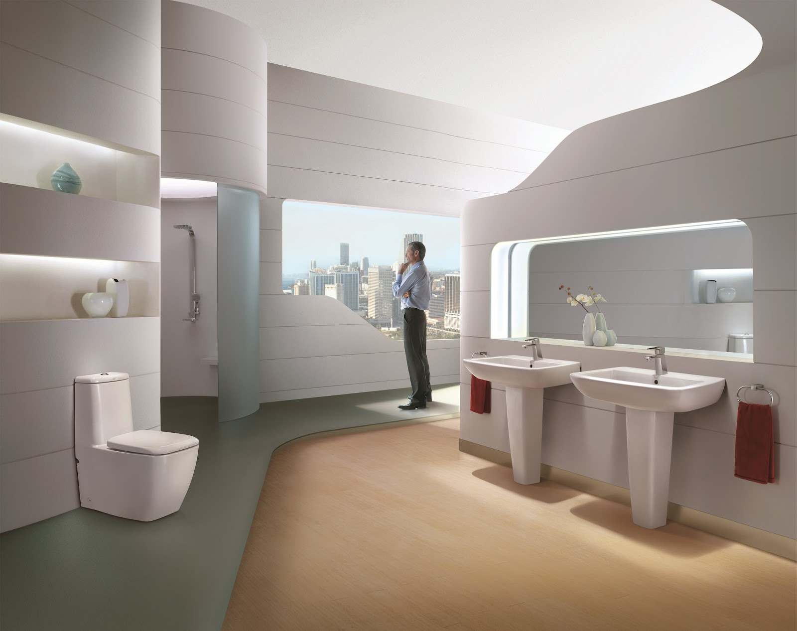 American Standard Launches New Luxury Line Of Bathroom Fixtures The Contemporary Boy