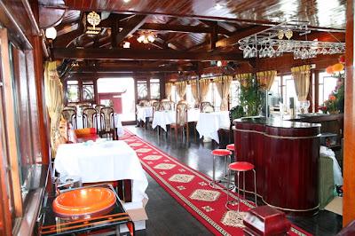 Restaurant - Cristina Cruise