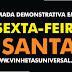 CHAMADA SEXTA FEIRA SANTA