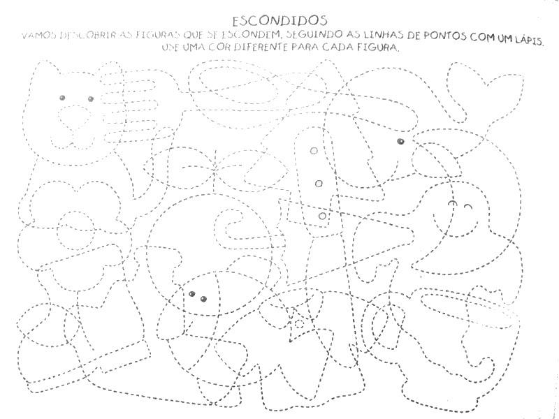 Correspondências e outras actividades  ALFABETIZACAO+INFANTIL+DESENHOS+E+ATIVIDADES+964