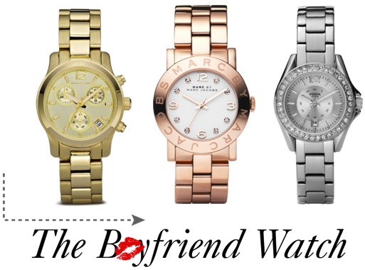 watch watches main boyfriend metal