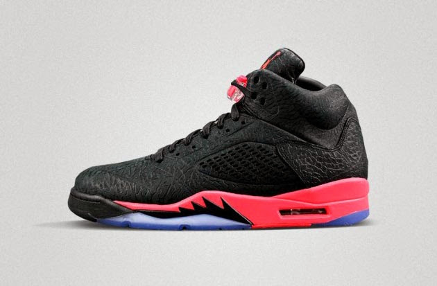 "Nike Air Jordan 3Lab5 ""Infrared 23"""