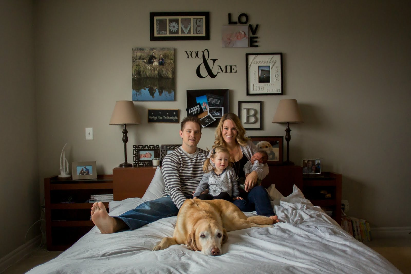 {Our Little Family}