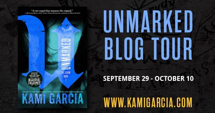 Once upon a twilight blog tour unmarked kami garcia review once upon a twilight blog tour unmarked kami garcia review qa video giveaway fandeluxe Images
